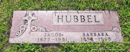 HUBBEL, BARBARA - Lucas County, Ohio | BARBARA HUBBEL - Ohio Gravestone Photos