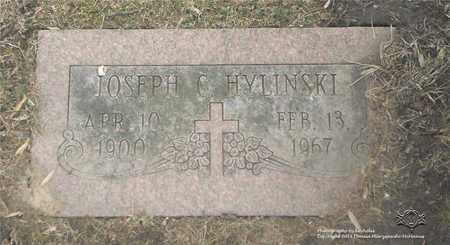 HYLINSKI, JOSEPH - Lucas County, Ohio | JOSEPH HYLINSKI - Ohio Gravestone Photos