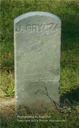 GRYCZA, J. - Lucas County, Ohio | J. GRYCZA - Ohio Gravestone Photos