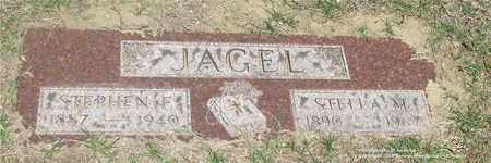 JAGEL, STEPHEN F. - Lucas County, Ohio | STEPHEN F. JAGEL - Ohio Gravestone Photos