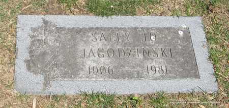 JAGODZINSKI, SALLY JO - Lucas County, Ohio | SALLY JO JAGODZINSKI - Ohio Gravestone Photos