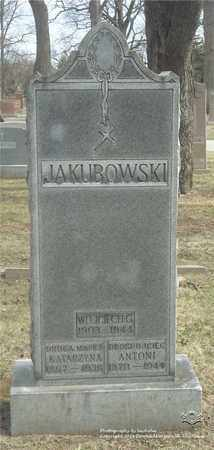 JAKUBOWSKI, ANTONI - Lucas County, Ohio | ANTONI JAKUBOWSKI - Ohio Gravestone Photos