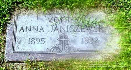 JANISZEWSKI, ANNA - Lucas County, Ohio | ANNA JANISZEWSKI - Ohio Gravestone Photos
