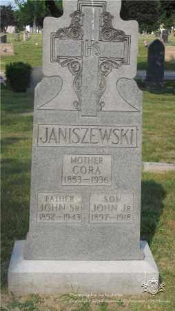 JANISZEWSKI, JOHN, SR. - Lucas County, Ohio | JOHN, SR. JANISZEWSKI - Ohio Gravestone Photos