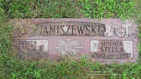 JANISZEWSKI, WILLIAM - Lucas County, Ohio | WILLIAM JANISZEWSKI - Ohio Gravestone Photos