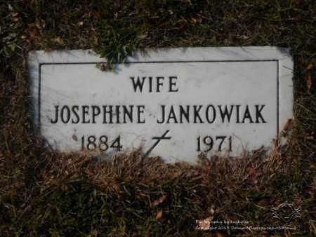 JANKOWIAK, JOSEPHINE - Lucas County, Ohio | JOSEPHINE JANKOWIAK - Ohio Gravestone Photos