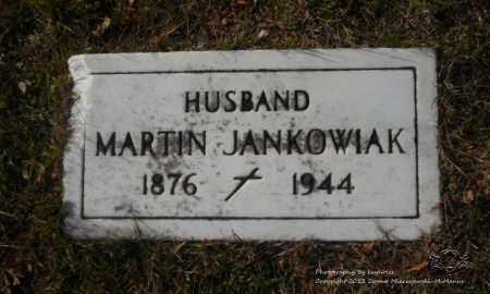 JANKOWIAK, MARTIN - Lucas County, Ohio | MARTIN JANKOWIAK - Ohio Gravestone Photos