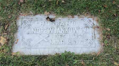 JANKOWSKI, ANDREW - Lucas County, Ohio | ANDREW JANKOWSKI - Ohio Gravestone Photos
