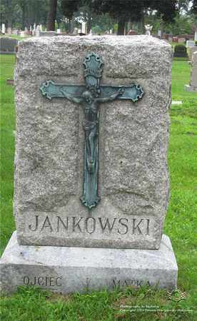 JANKOWSKI, ANTONI - Lucas County, Ohio | ANTONI JANKOWSKI - Ohio Gravestone Photos