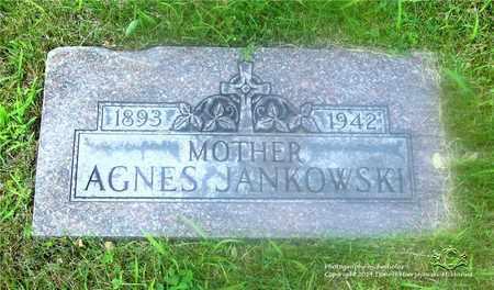 JANKOWSKI, AGNES - Lucas County, Ohio | AGNES JANKOWSKI - Ohio Gravestone Photos