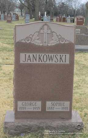 JANKOWSKI, GEORGE - Lucas County, Ohio | GEORGE JANKOWSKI - Ohio Gravestone Photos
