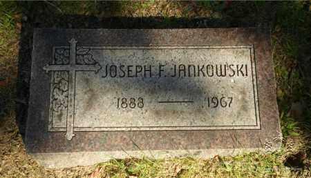 JANKOWSKI, JOSEPH F. - Lucas County, Ohio | JOSEPH F. JANKOWSKI - Ohio Gravestone Photos