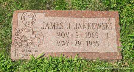 JANKOWSKI, JAMES J. - Lucas County, Ohio | JAMES J. JANKOWSKI - Ohio Gravestone Photos