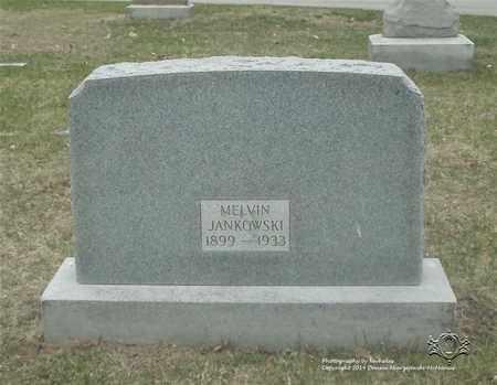 JANKOWSKI, MELVIN - Lucas County, Ohio | MELVIN JANKOWSKI - Ohio Gravestone Photos