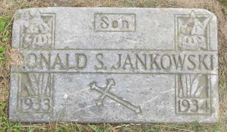 JANKOWSKI, RONALD S. - Lucas County, Ohio | RONALD S. JANKOWSKI - Ohio Gravestone Photos