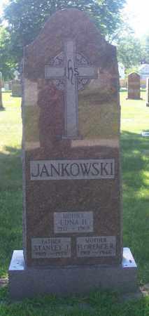 JANKOWSKI, EDNA - Lucas County, Ohio | EDNA JANKOWSKI - Ohio Gravestone Photos