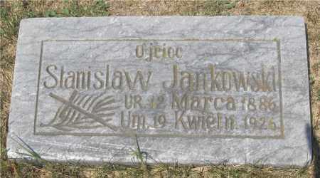 JANKOWSKI, STANISLAW - Lucas County, Ohio | STANISLAW JANKOWSKI - Ohio Gravestone Photos
