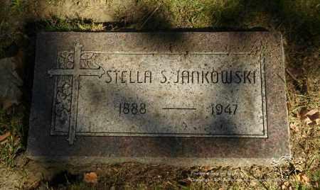 JANKOWSKI, STELLA S. - Lucas County, Ohio | STELLA S. JANKOWSKI - Ohio Gravestone Photos