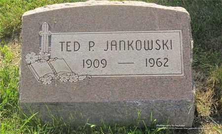 JANKOWSKI, TED P. - Lucas County, Ohio | TED P. JANKOWSKI - Ohio Gravestone Photos