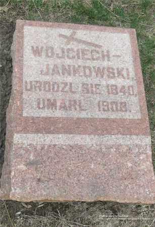 JANKOWSKI, WOJCIECH - Lucas County, Ohio | WOJCIECH JANKOWSKI - Ohio Gravestone Photos