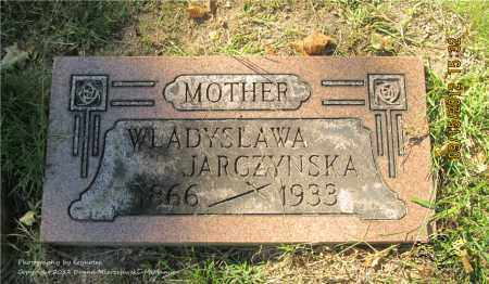 JARCZYNSKA, WLADYSLAWA - Lucas County, Ohio | WLADYSLAWA JARCZYNSKA - Ohio Gravestone Photos