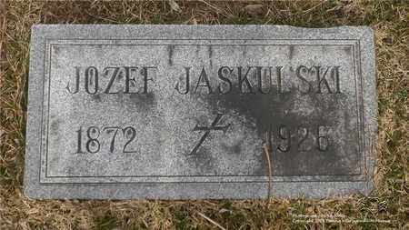 JASKULSKI, JOZEF - Lucas County, Ohio | JOZEF JASKULSKI - Ohio Gravestone Photos