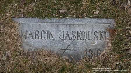 JASKULSKI, MARCIN - Lucas County, Ohio | MARCIN JASKULSKI - Ohio Gravestone Photos