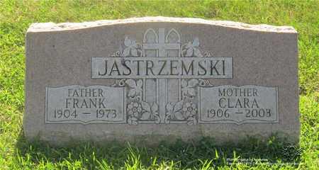 JASTRZEMSKI, CLARA - Lucas County, Ohio | CLARA JASTRZEMSKI - Ohio Gravestone Photos