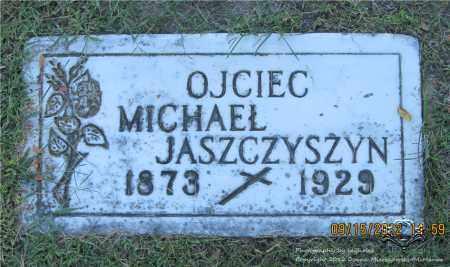 JASZCZYSZYN, MICHAEL - Lucas County, Ohio | MICHAEL JASZCZYSZYN - Ohio Gravestone Photos