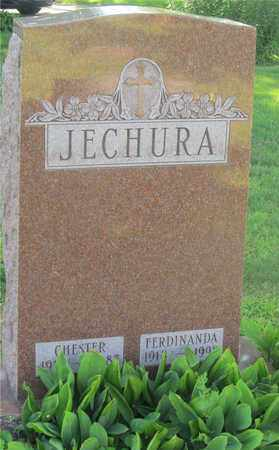 JECHURA, CHESTER - Lucas County, Ohio | CHESTER JECHURA - Ohio Gravestone Photos