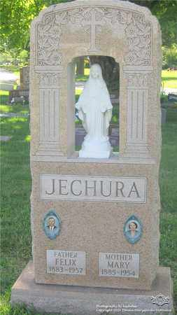 JECHURA, MARY - Lucas County, Ohio | MARY JECHURA - Ohio Gravestone Photos