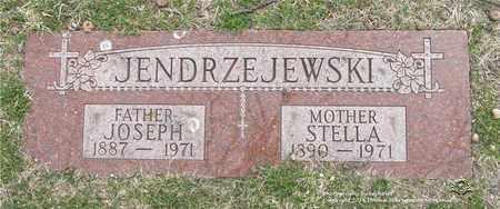 JENDRZEJEWSKI, JOSEPH - Lucas County, Ohio | JOSEPH JENDRZEJEWSKI - Ohio Gravestone Photos