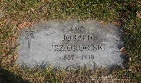 JEZIOROWSKI, JOSEPH - Lucas County, Ohio | JOSEPH JEZIOROWSKI - Ohio Gravestone Photos
