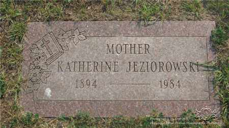 JEZIOROWSKI, KATHERINE - Lucas County, Ohio | KATHERINE JEZIOROWSKI - Ohio Gravestone Photos