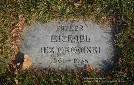 JEZIOROWSKI, MICHAEL - Lucas County, Ohio | MICHAEL JEZIOROWSKI - Ohio Gravestone Photos