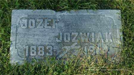 JOZWIAK, JOZEF - Lucas County, Ohio | JOZEF JOZWIAK - Ohio Gravestone Photos