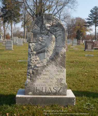 JUHASZ, MICHAEL - Lucas County, Ohio | MICHAEL JUHASZ - Ohio Gravestone Photos