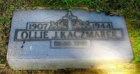 KACZMAREK, OLLIE J. - Lucas County, Ohio | OLLIE J. KACZMAREK - Ohio Gravestone Photos