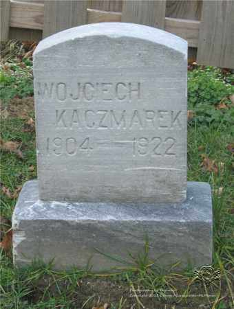 KACZMAREK, WOJCIECH - Lucas County, Ohio | WOJCIECH KACZMAREK - Ohio Gravestone Photos