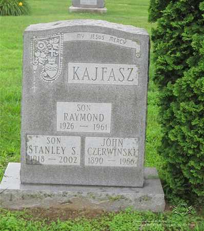 KAJFASZ, STANLEY S. - Lucas County, Ohio | STANLEY S. KAJFASZ - Ohio Gravestone Photos