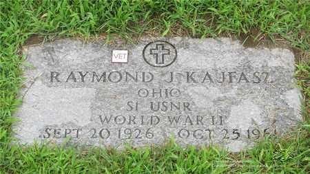 KAJFASZ, RAYMOND J. - Lucas County, Ohio | RAYMOND J. KAJFASZ - Ohio Gravestone Photos