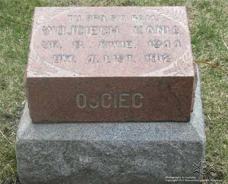 KANIA, WOJCIECH - Lucas County, Ohio   WOJCIECH KANIA - Ohio Gravestone Photos