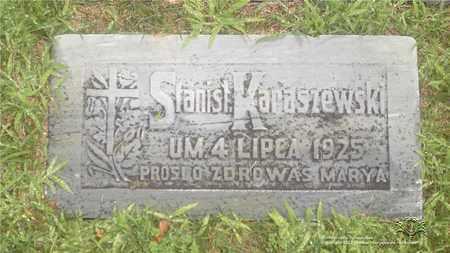 KARASZEWSKI, STANISLAW - Lucas County, Ohio | STANISLAW KARASZEWSKI - Ohio Gravestone Photos
