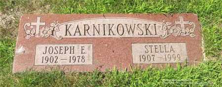 KARNIKOWSKI, STELLA - Lucas County, Ohio | STELLA KARNIKOWSKI - Ohio Gravestone Photos