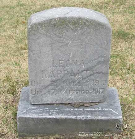 KARPANTY, LEONA - Lucas County, Ohio | LEONA KARPANTY - Ohio Gravestone Photos