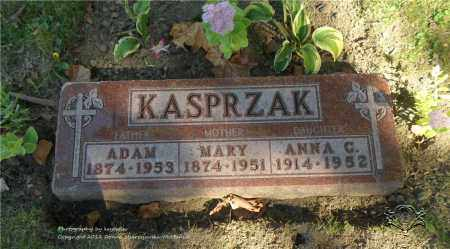LYSIAK KASPRZAK, MARY - Lucas County, Ohio | MARY LYSIAK KASPRZAK - Ohio Gravestone Photos