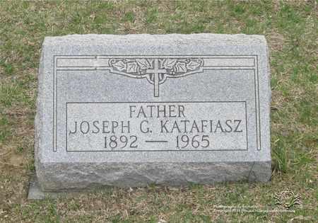 KATAFIASZ, JOSEPH G. - Lucas County, Ohio | JOSEPH G. KATAFIASZ - Ohio Gravestone Photos