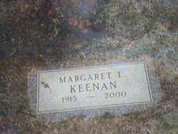 KEENAN, MARGARET LORRAINE - Lucas County, Ohio | MARGARET LORRAINE KEENAN - Ohio Gravestone Photos