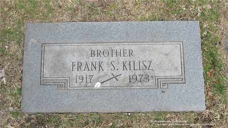 KILISZ, FRANK S. - Lucas County, Ohio | FRANK S. KILISZ - Ohio Gravestone Photos