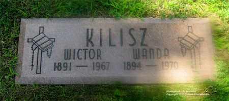 DOMALSKI KILISZ, WANDA - Lucas County, Ohio | WANDA DOMALSKI KILISZ - Ohio Gravestone Photos